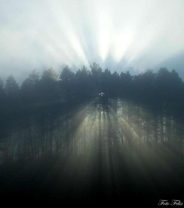 Răsărit în ceaţă